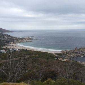 Enroute to Hout Bay