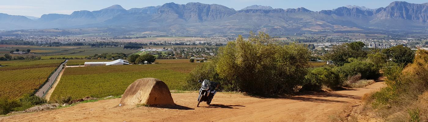 Jan Phillips Bergpas Bike Trip