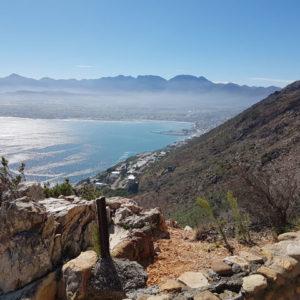 Steenbras Dam Lookout Point