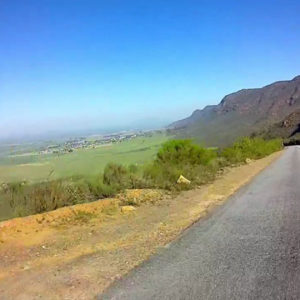 Return via Versveld Pass
