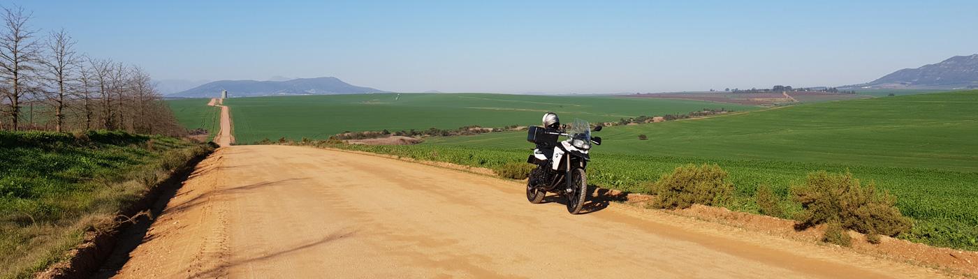 haaskraal rd bike trip