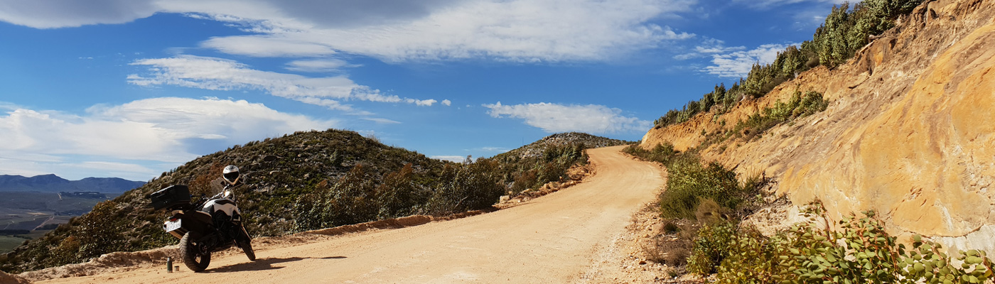 Hemel en Aarde Bike Trip