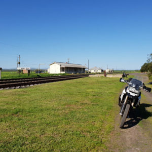 Mamre Train Station