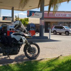 Klein Plasie Fuel Station