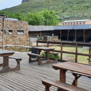 Calabash Bush Pub - Bain's Kloof Pass