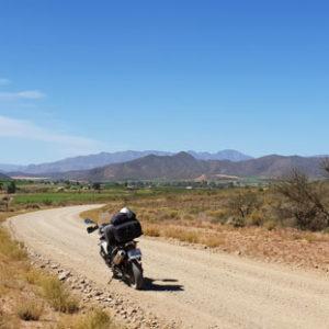 Steenboksvlakte Road