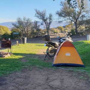 The Campsite at Warmwaterberg Spa