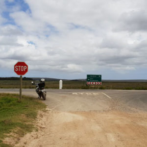 End of Papiesvlei Rd
