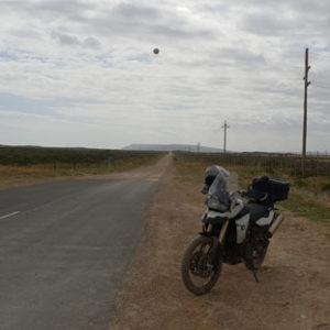 End of Gravel to Struisbaai