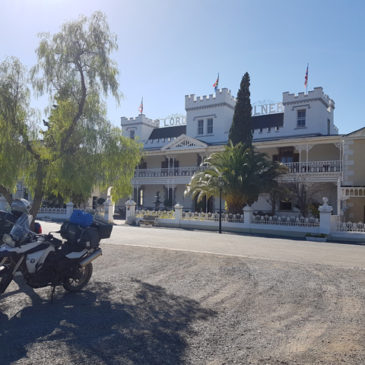 The Laird's Arms – Matjiesfontein