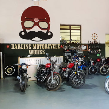 Darling Motorcycle Works – Darling
